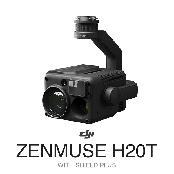 DJI Zenmuse H20T Thermal Camera with Shield Plus (CP.ZM.00000121.01)