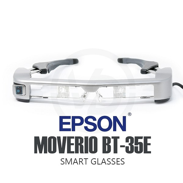 Epson Moverio BT-35E Smart Glasses (V11H935040)