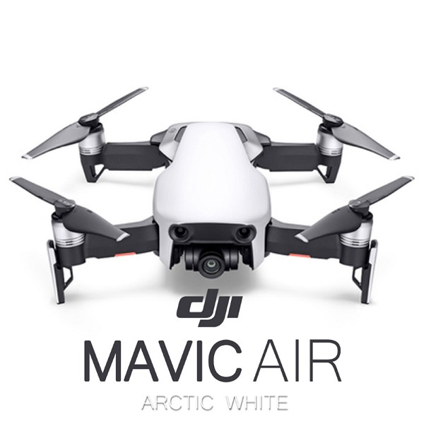 DJI Mavic Air - Arctic White (Fly More Combo)