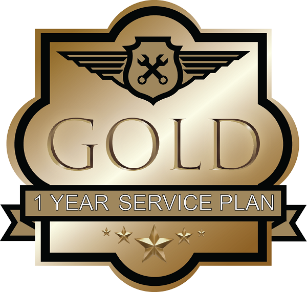 Yuneec E90/E90X 1 Year Gold Service Plan