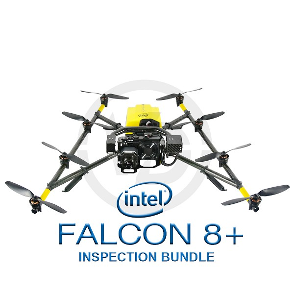 Intel Falcon 8+ (Plus) Inspection Bundle