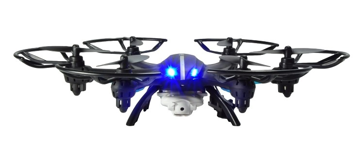 MJX X800 6-Axis Gyro FPV Hexacopter Drone with Gravity Sensor Remote