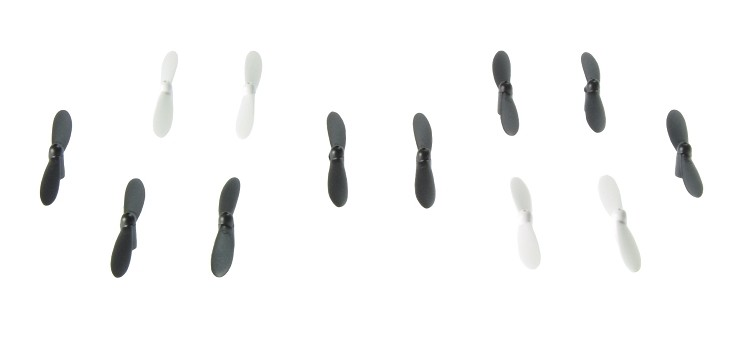 Inguity® XR-7 Micro Hex Drone Replacement Blades