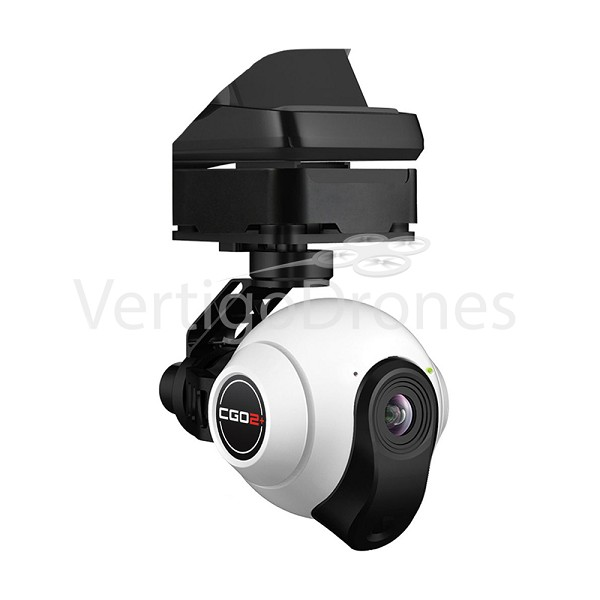 Yuneec  CGO2-GB 3-Axis Gimbal Camera w/5.8GHz Digital Video Downlink