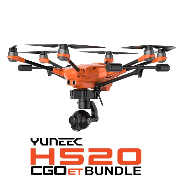 Yuneec H520 - CGOET Thermal Camera Configurable Bundle
