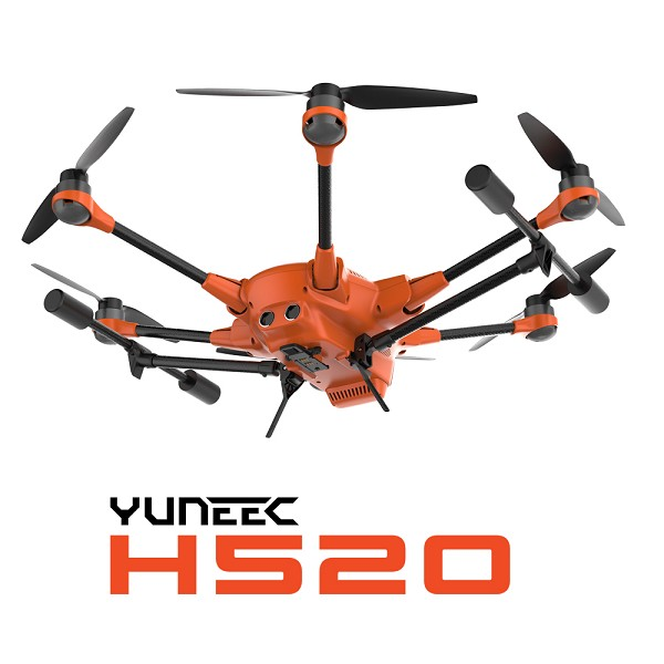 Yuneec H520 (ST16S Ground Station, Two Batteries)