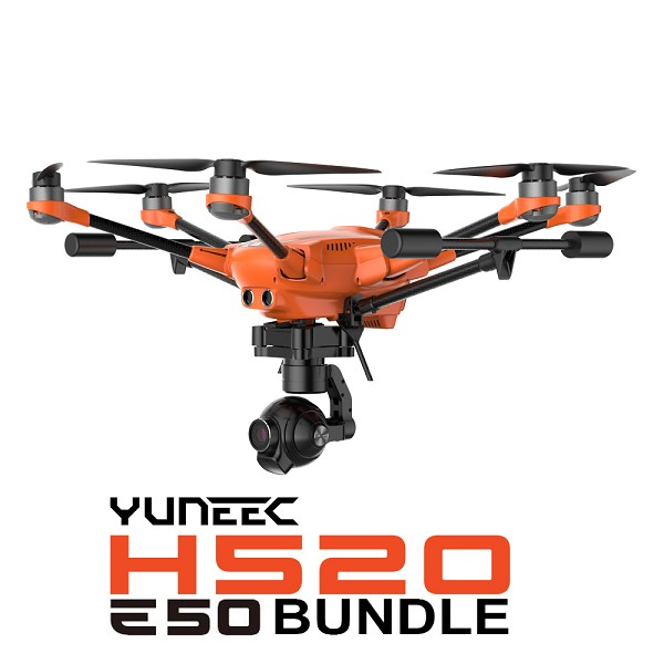 Yuneec H520 - E50 Bundle
