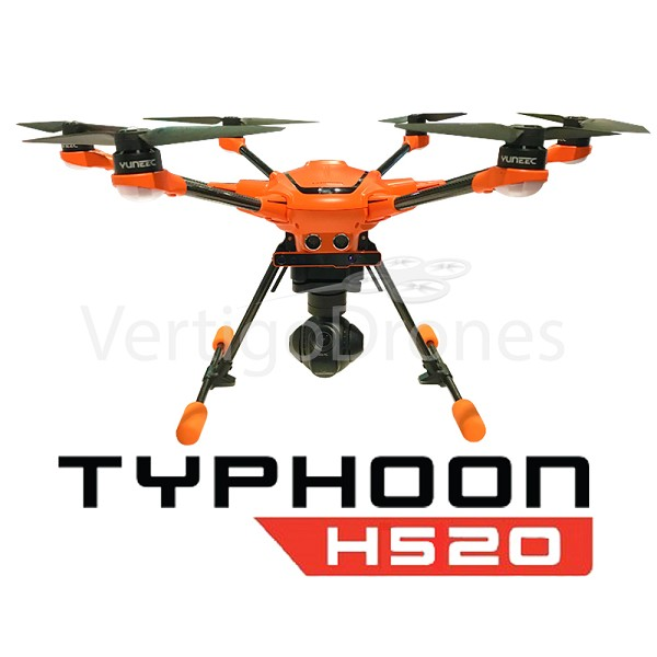 Yuneec Typhoon H520 Commercial Grade Drone with CGOCI Camera